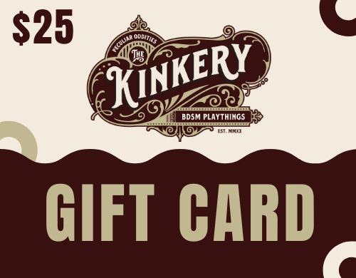 image of kinkery gift card for $25