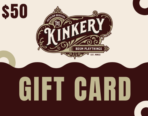 image of kinkery gift card for $50